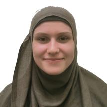 Amina op de Weegh Msc